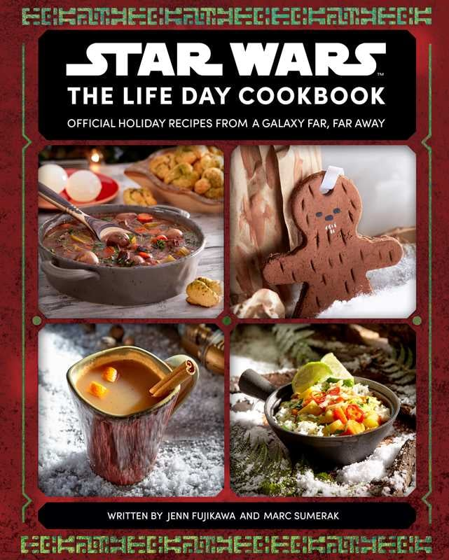 Star Wars: The Official Life Day Cookbook