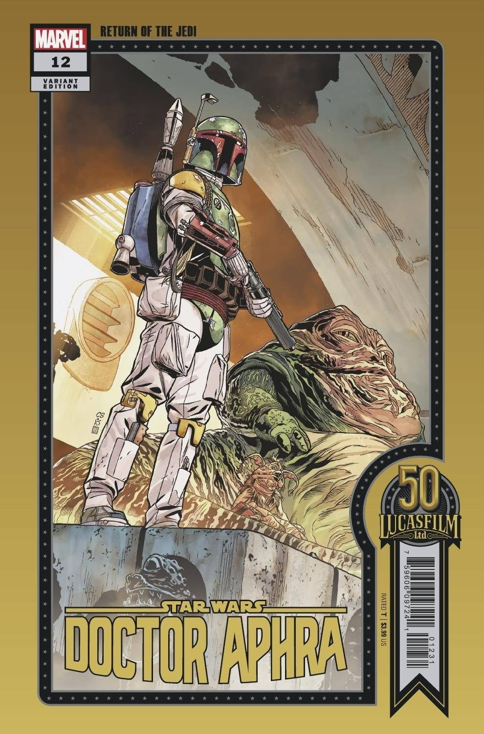Star Wars: Doctor Aphra 12 (2020) - Sprouse Variant