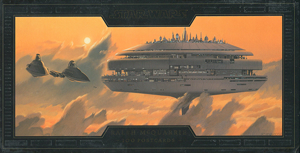 Star Wars Art: Ralph McQuarrie (Postcards)