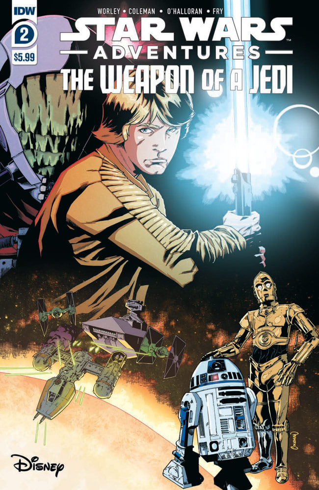 Star Wars: Weapon of a Jedi 2
