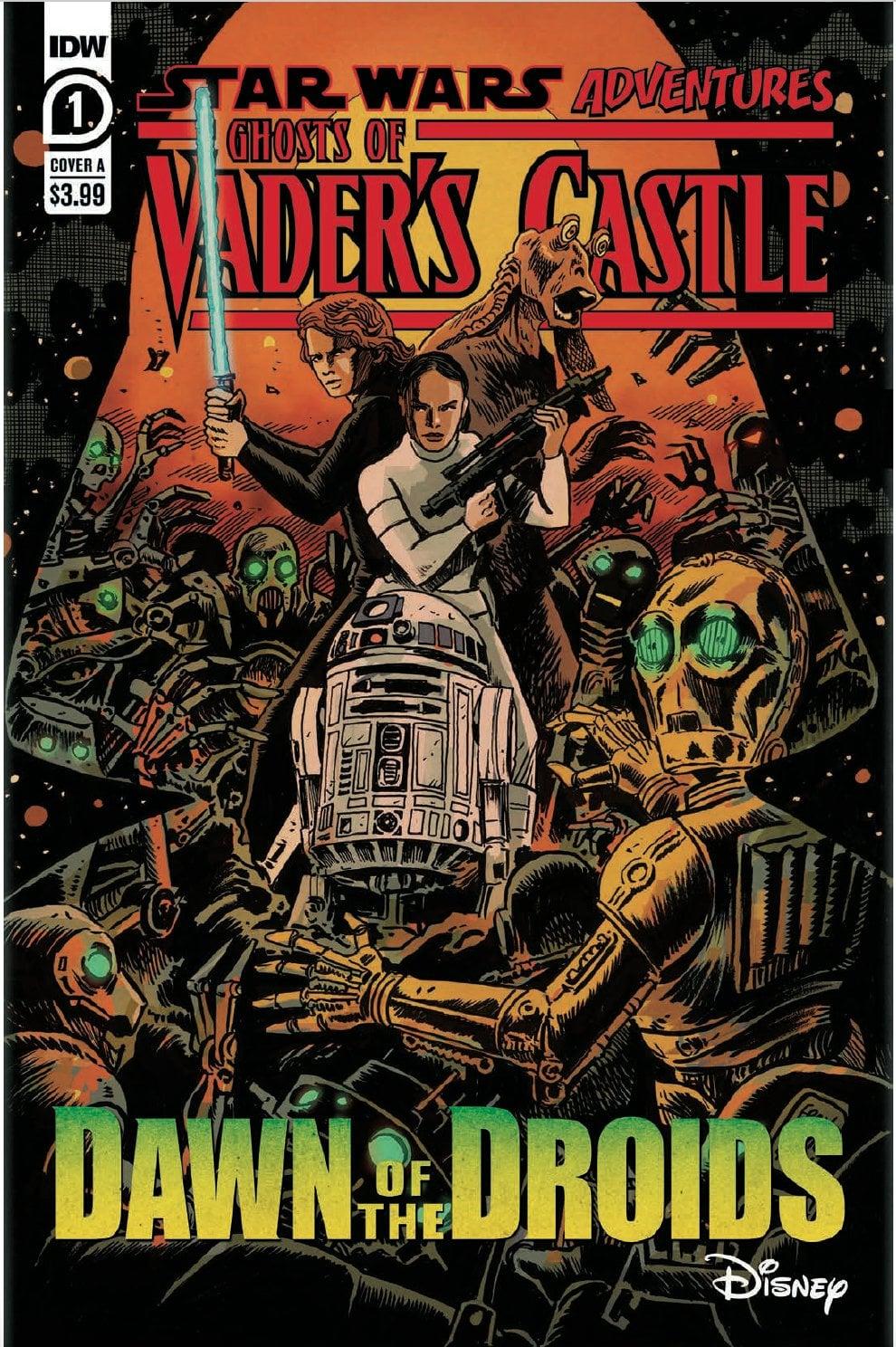 Star Wars Adventures: Ghosts of Vader's Castle 1