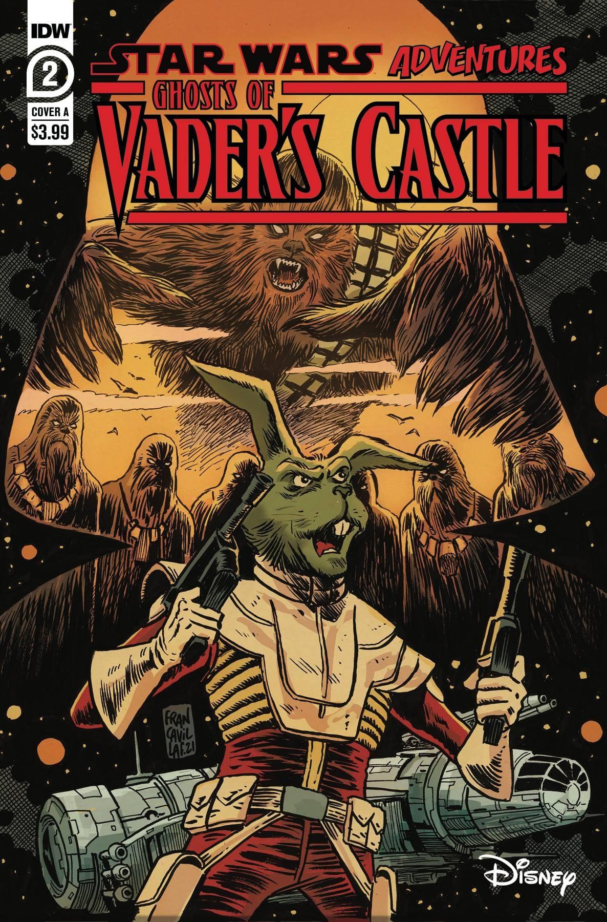Star Wars Adventures: Ghosts of Vader's Castle 2