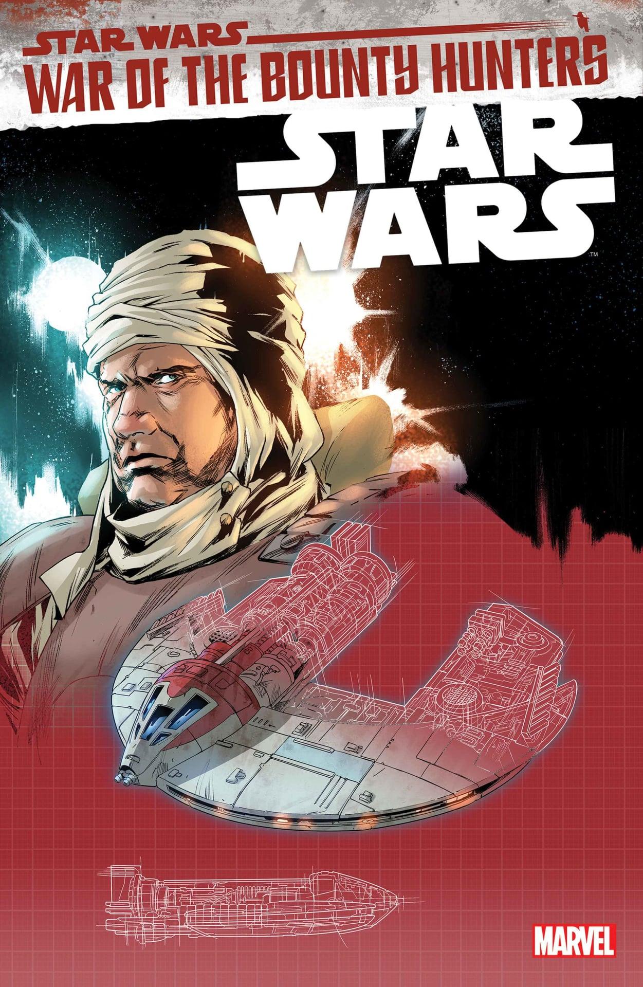 Star Wars 17 (Marvel 2020) - Villanelli Variant