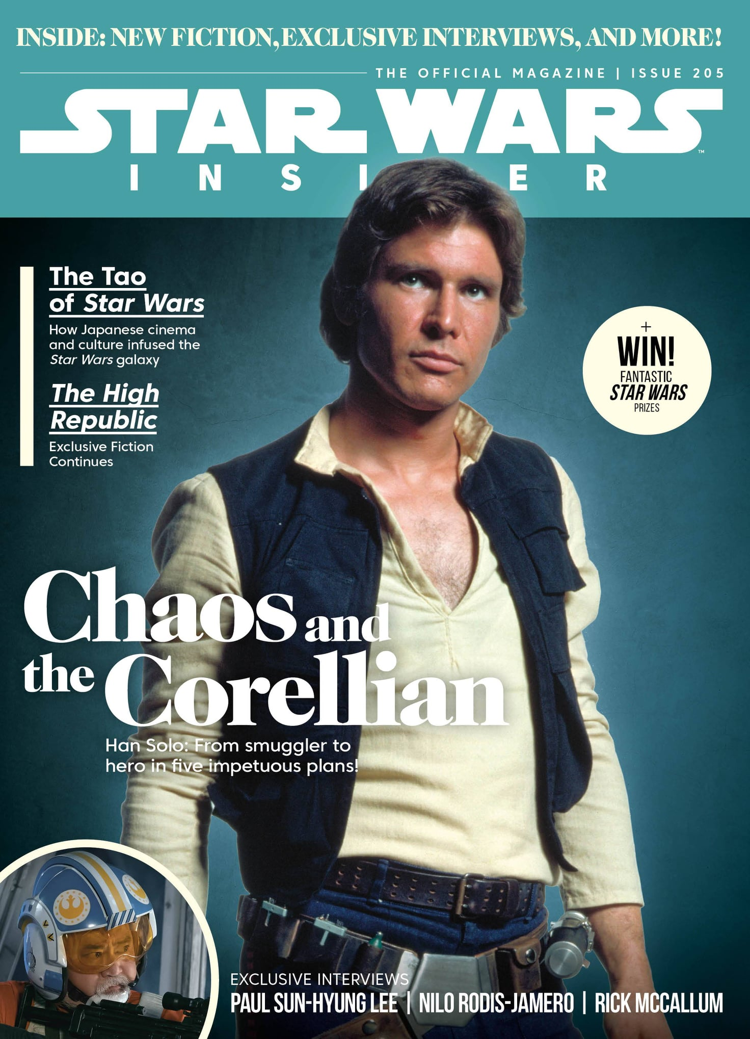 Star Wars Insider 205