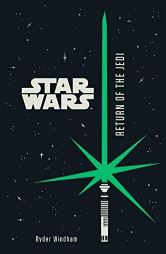 Star Wars: Return of the Jedi (40th Anniversary YA Edition)