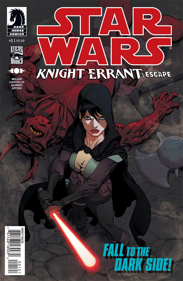 Star Wars Knight Errant: Escape