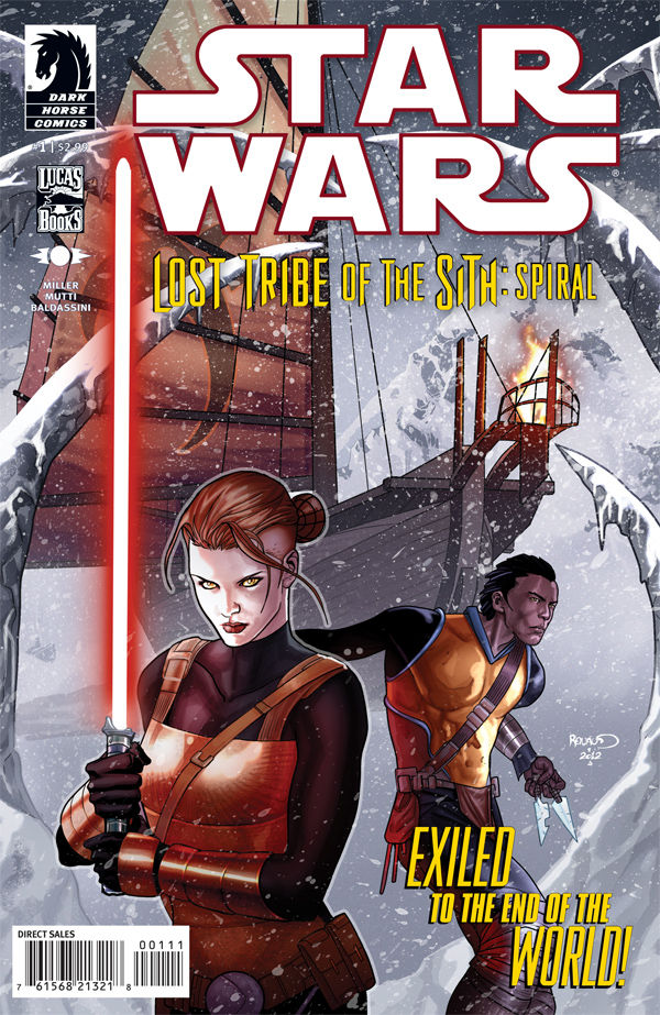 Star Wars Lost Tribe of the Sith: Spiral