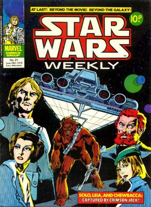 Star Wars Weekly 21