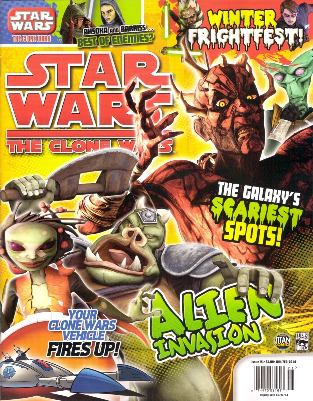 Star Wars The Clone Wars: Deadly Allies