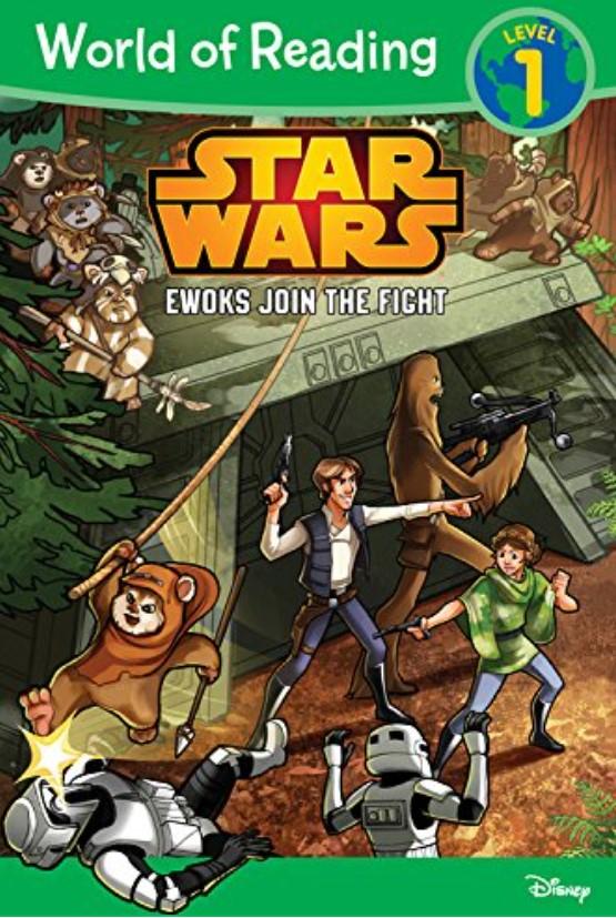 Star Wars: Ewoks Join the Fight