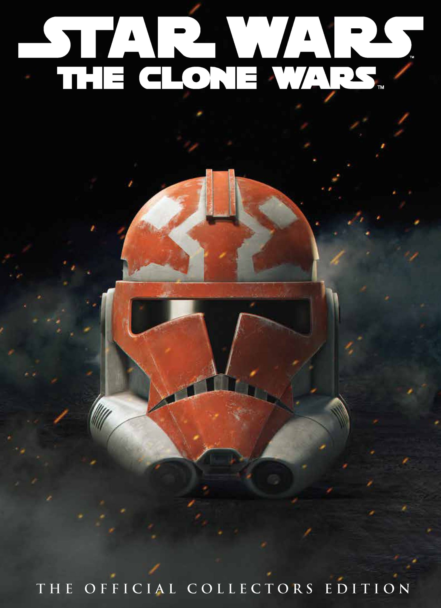 Star Wars The Clone Wars: Official Collector's Edition (Previews Exlcusive Edition)