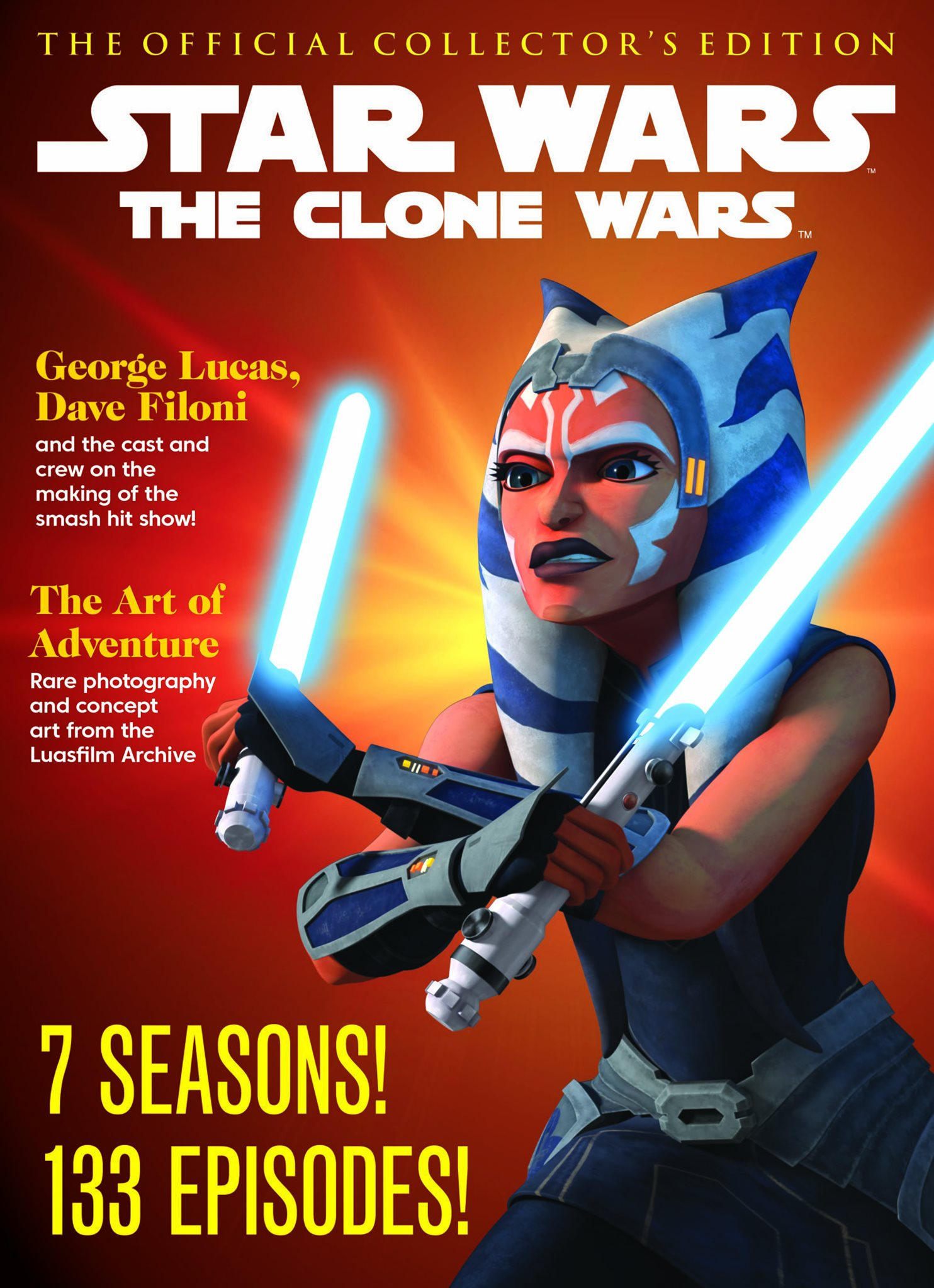Star Wars The Clone Wars: Official Collector's Edition (magazine)