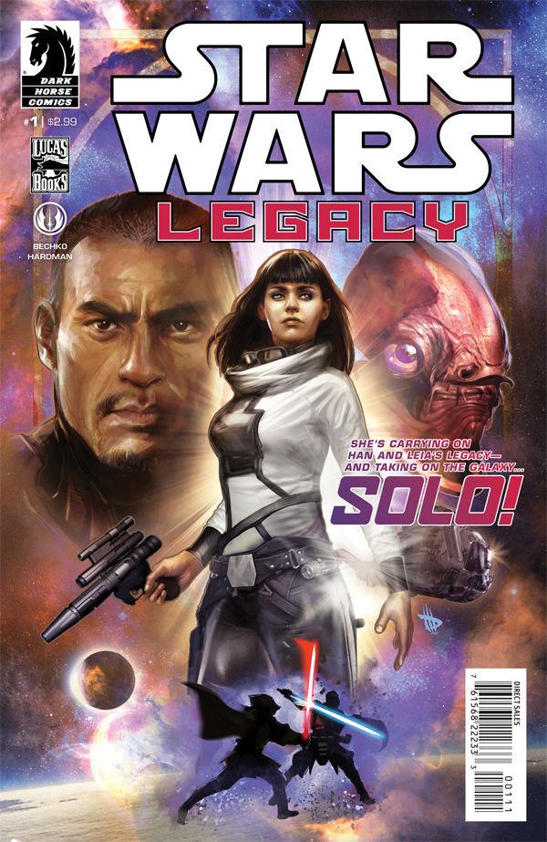 Star Wars Legacy Volume II: Prisoner of the Floating World