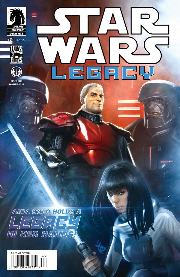Star Wars Legacy Volume II 2