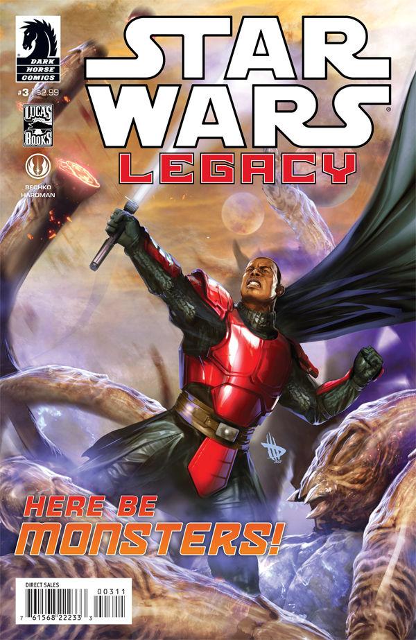 Star Wars Legacy Volume II 3