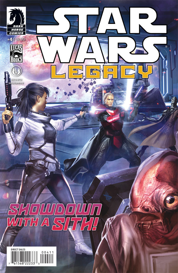 Star Wars Legacy Volume II 4