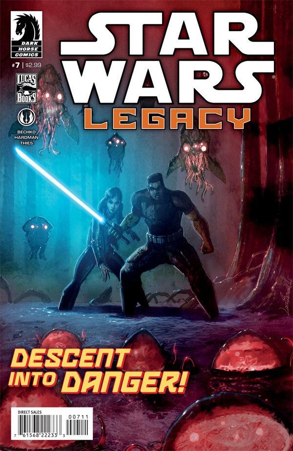 Star Wars Legacy Volume II 7