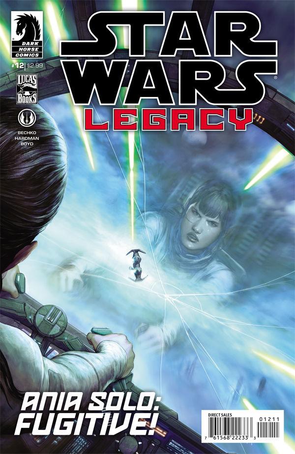 Star Wars Legacy Volume II 12