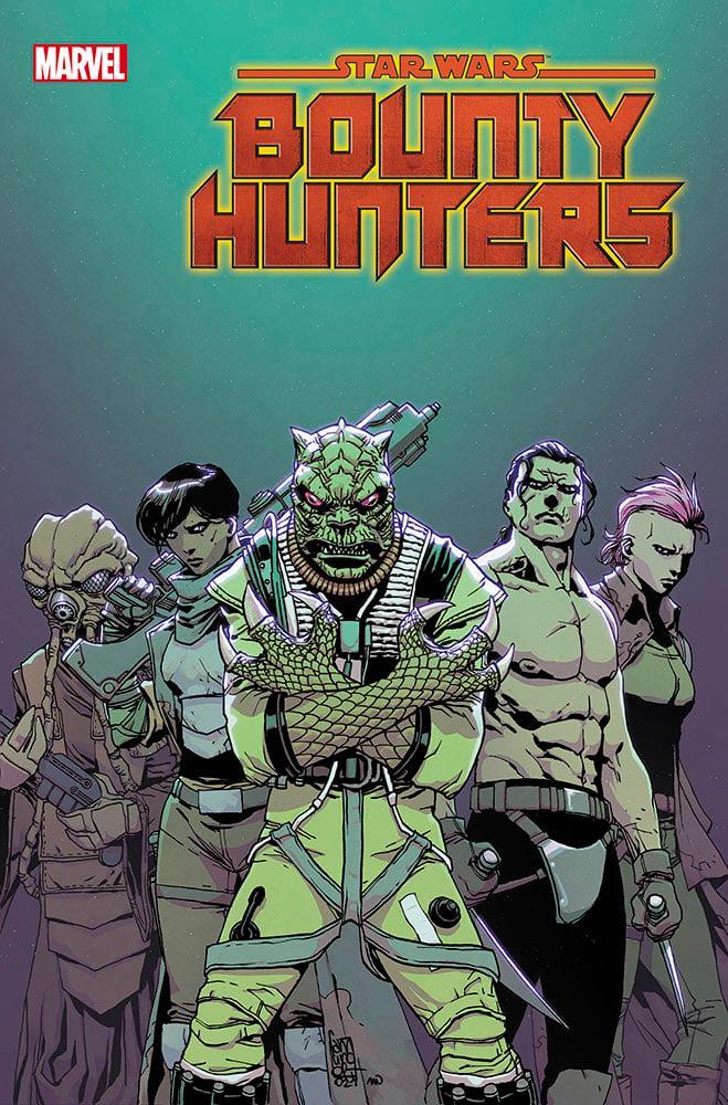 Star Wars Bounty Hunters Volume 4