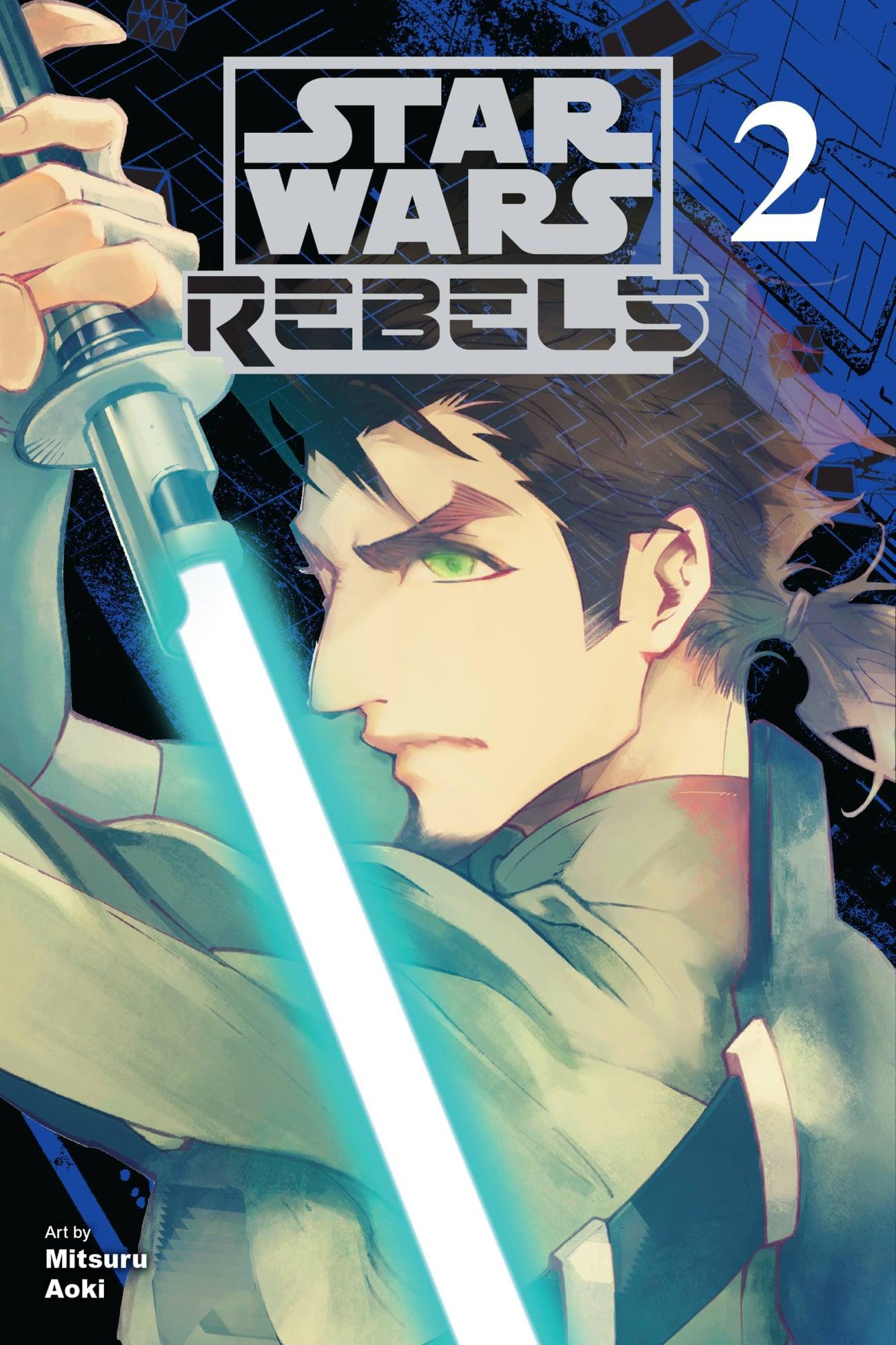 Star Wars Rebels Volume 2 (manga)