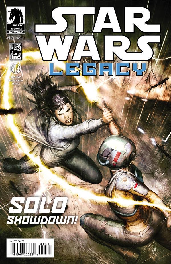 Star Wars Legacy Volume II 13