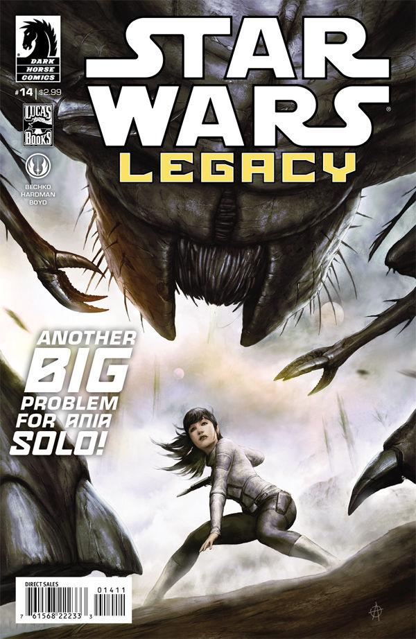 Star Wars Legacy Volume II 14
