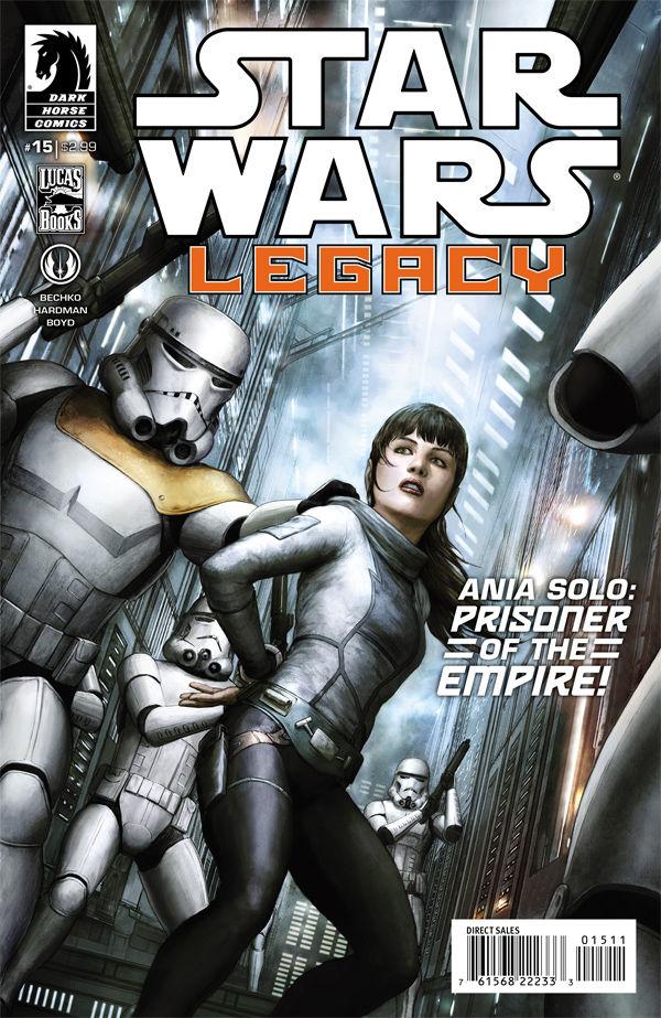 Star Wars Legacy Volume II 15