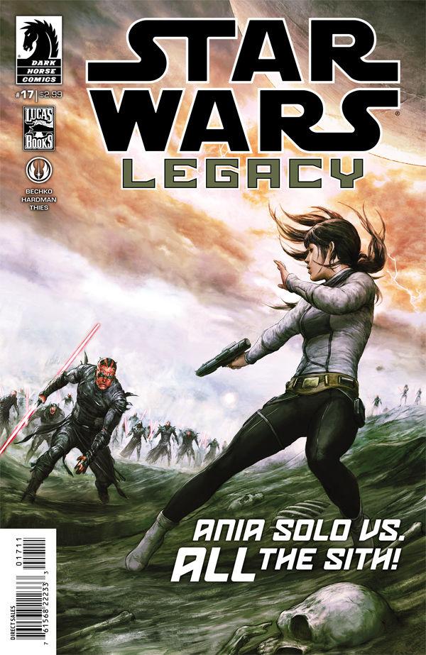 Star Wars Legacy Volume II 17