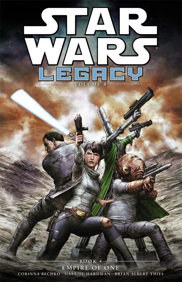 Star Wars Legacy Volume II: Empire of One
