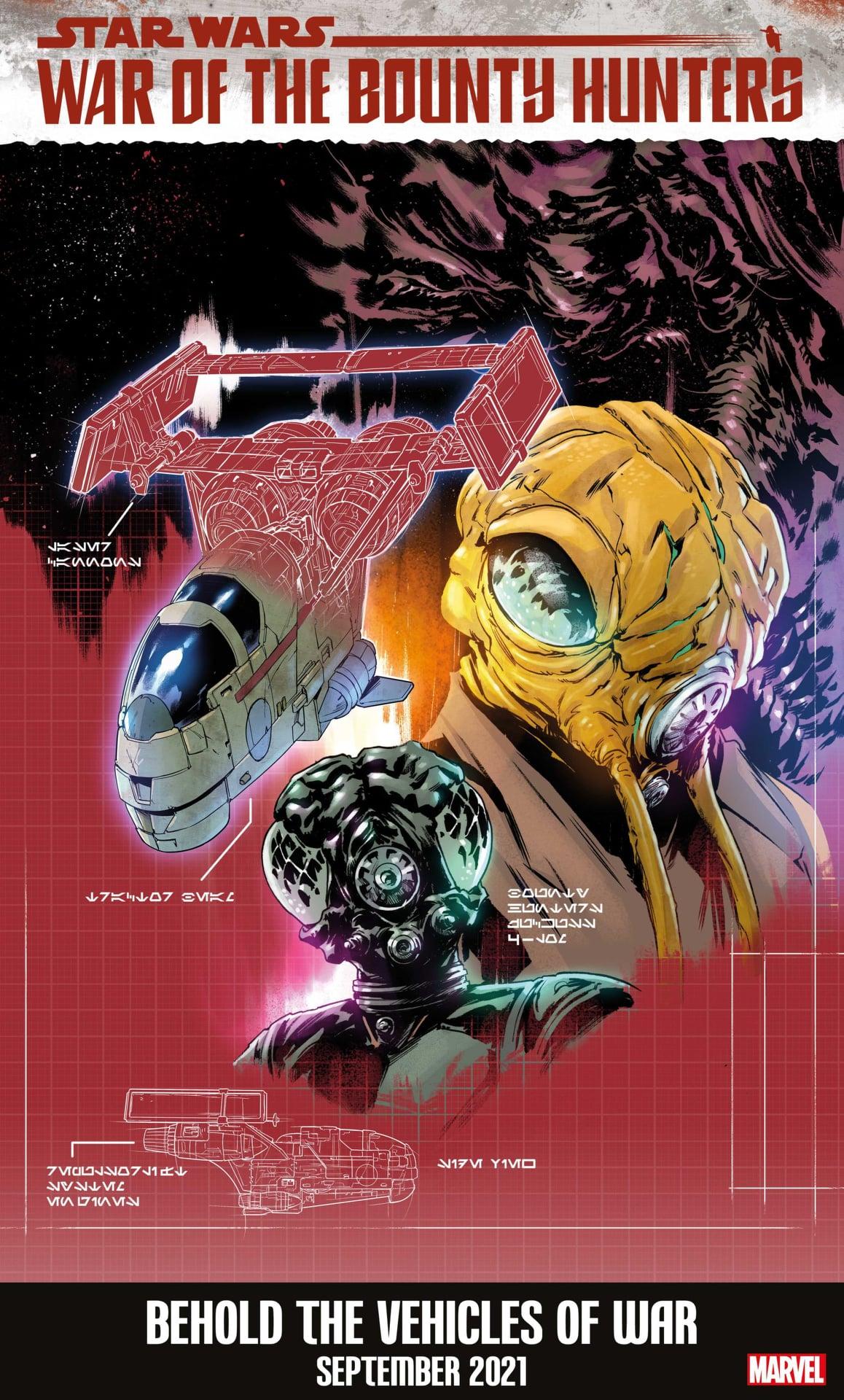 Star Wars War of the Bounty Hunters: Boushh - Villanelli Variant