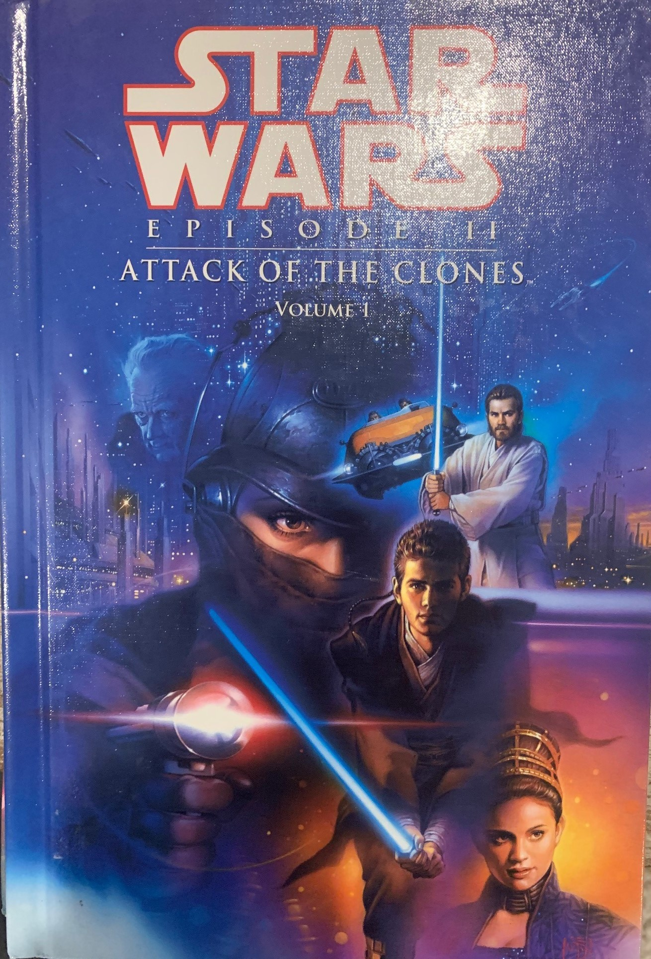 Star Wars Episode II: Attack of the Clones (Spotlight Comic Edition, Volume 1)
