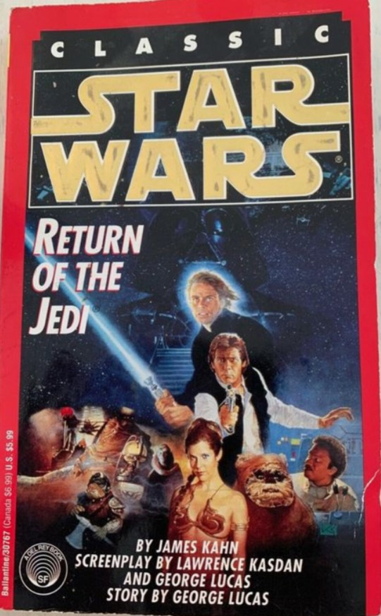 Classic Star Wars: Return of the Jedi (paperback)