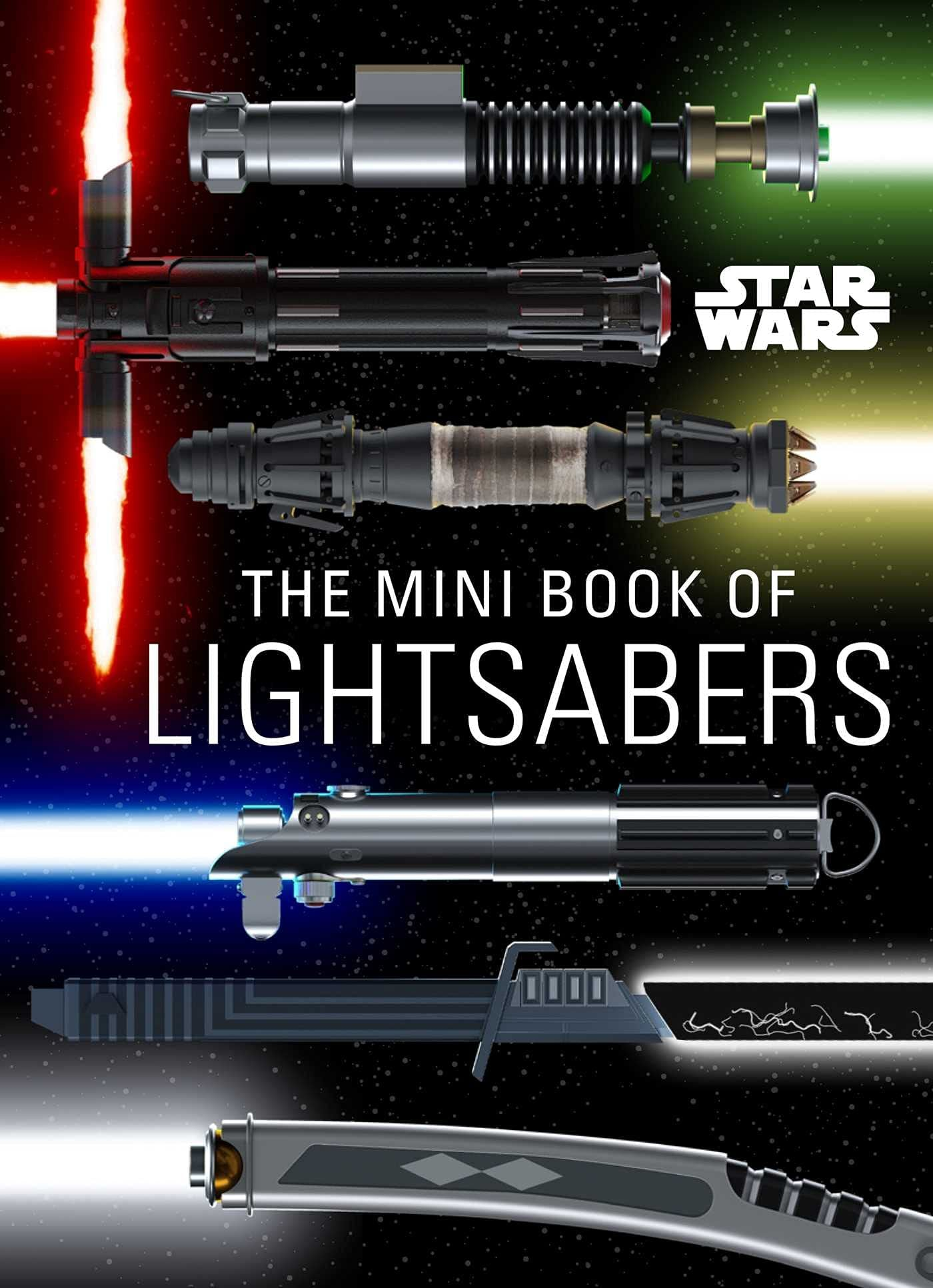 Star Wars: The Mini Book of Lightsabers