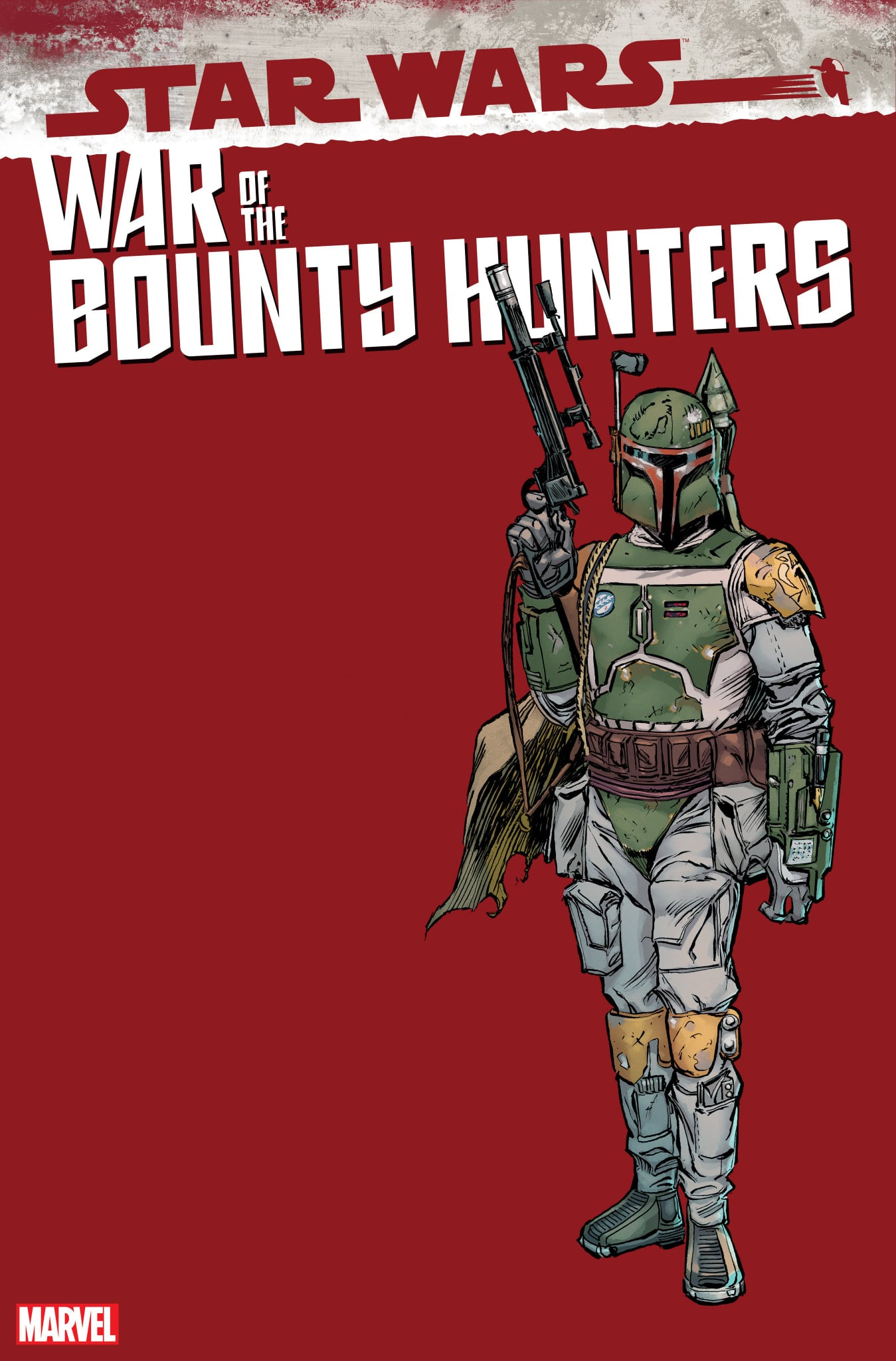 Star Wars: War of the Bounty Hunters 5 - Frenz Variant