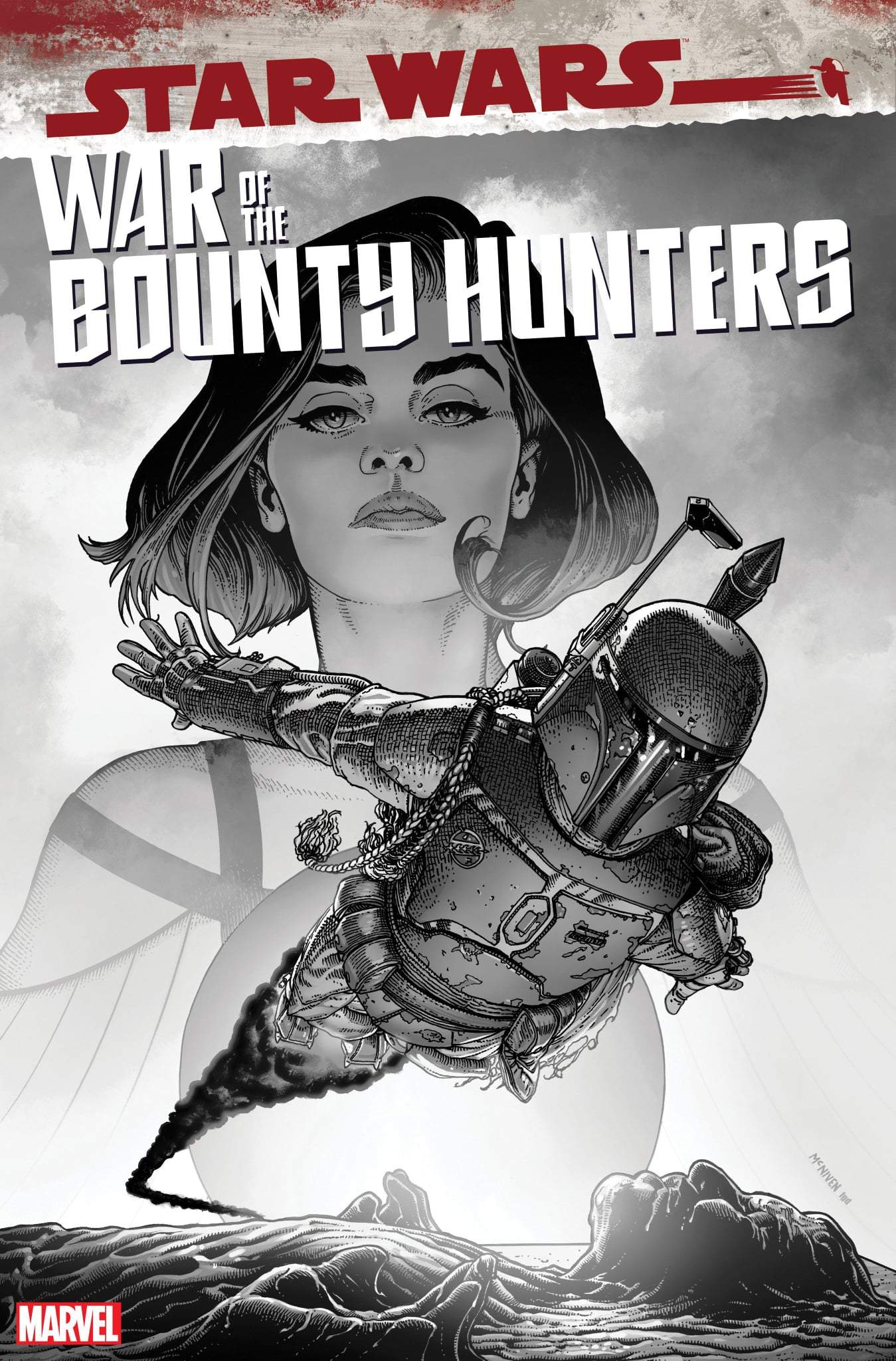 Star Wars: War of the Bounty Hunters 5 - Carbonite Variant