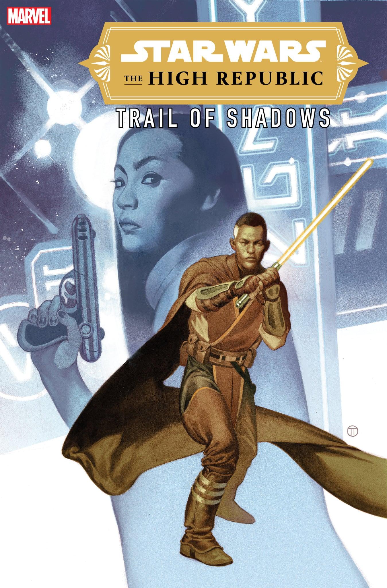 Star Wars The High Republic: Trail of Shadows 1 - Tedesco Variant