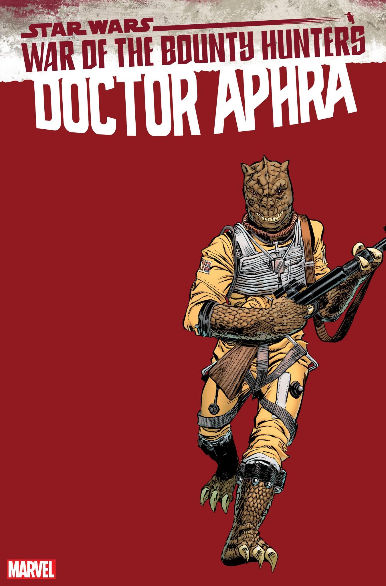 Star Wars: Doctor Aphra 15 (2020) - Frenz Variant