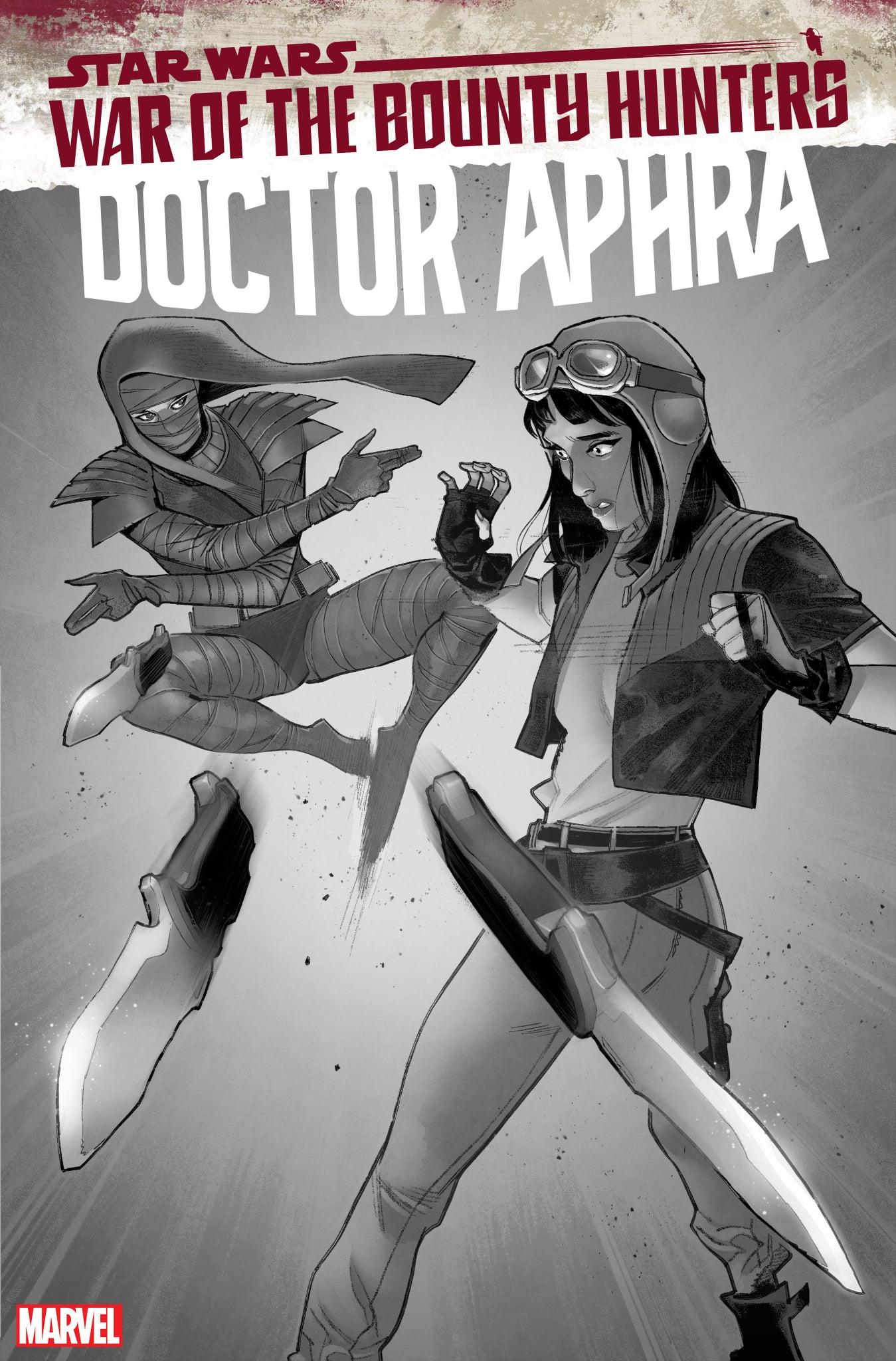 Star Wars: Doctor Aphra 15 (2020) - Carbonite Variant