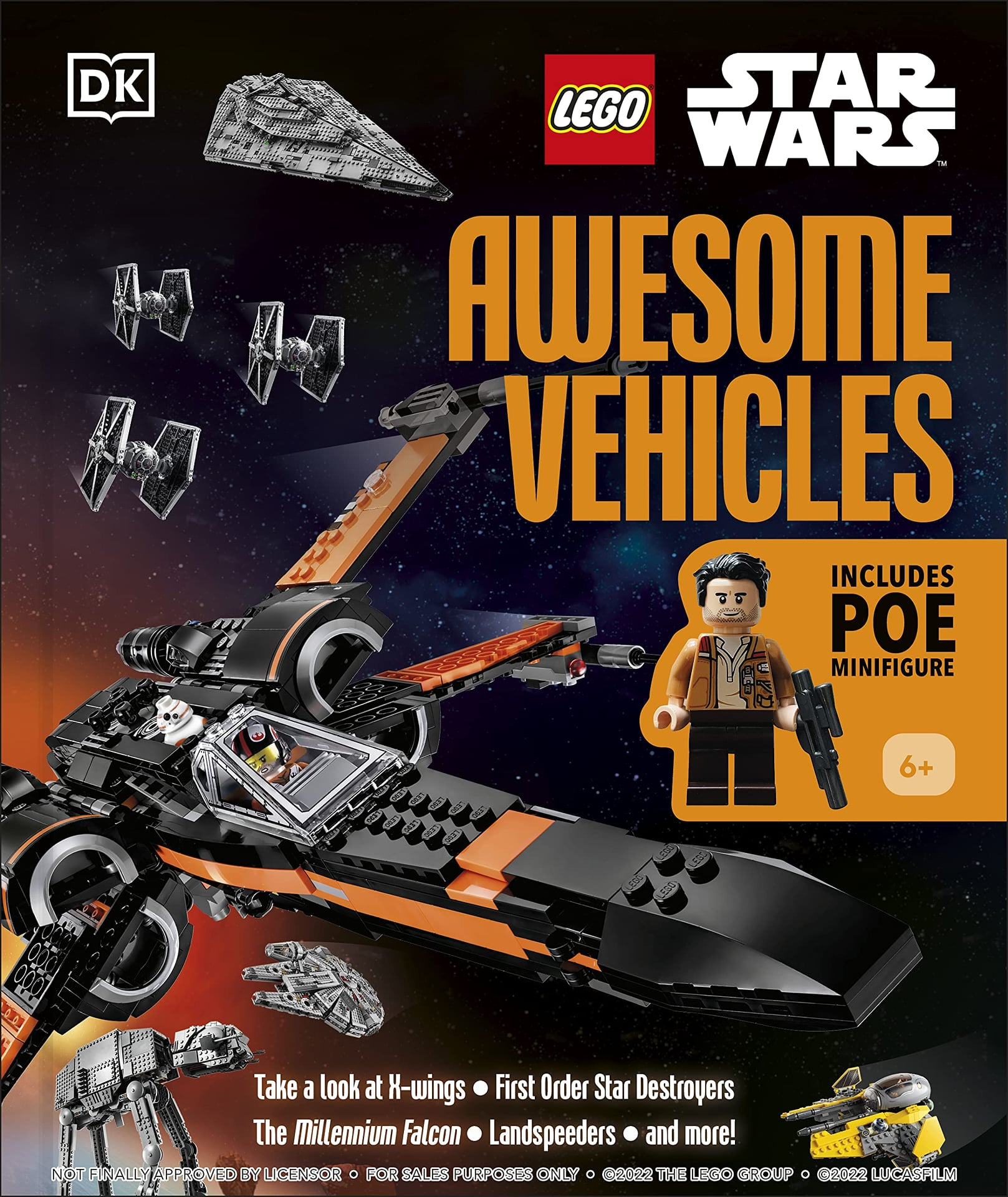 Lego Star Wars: Awesome Vehicles