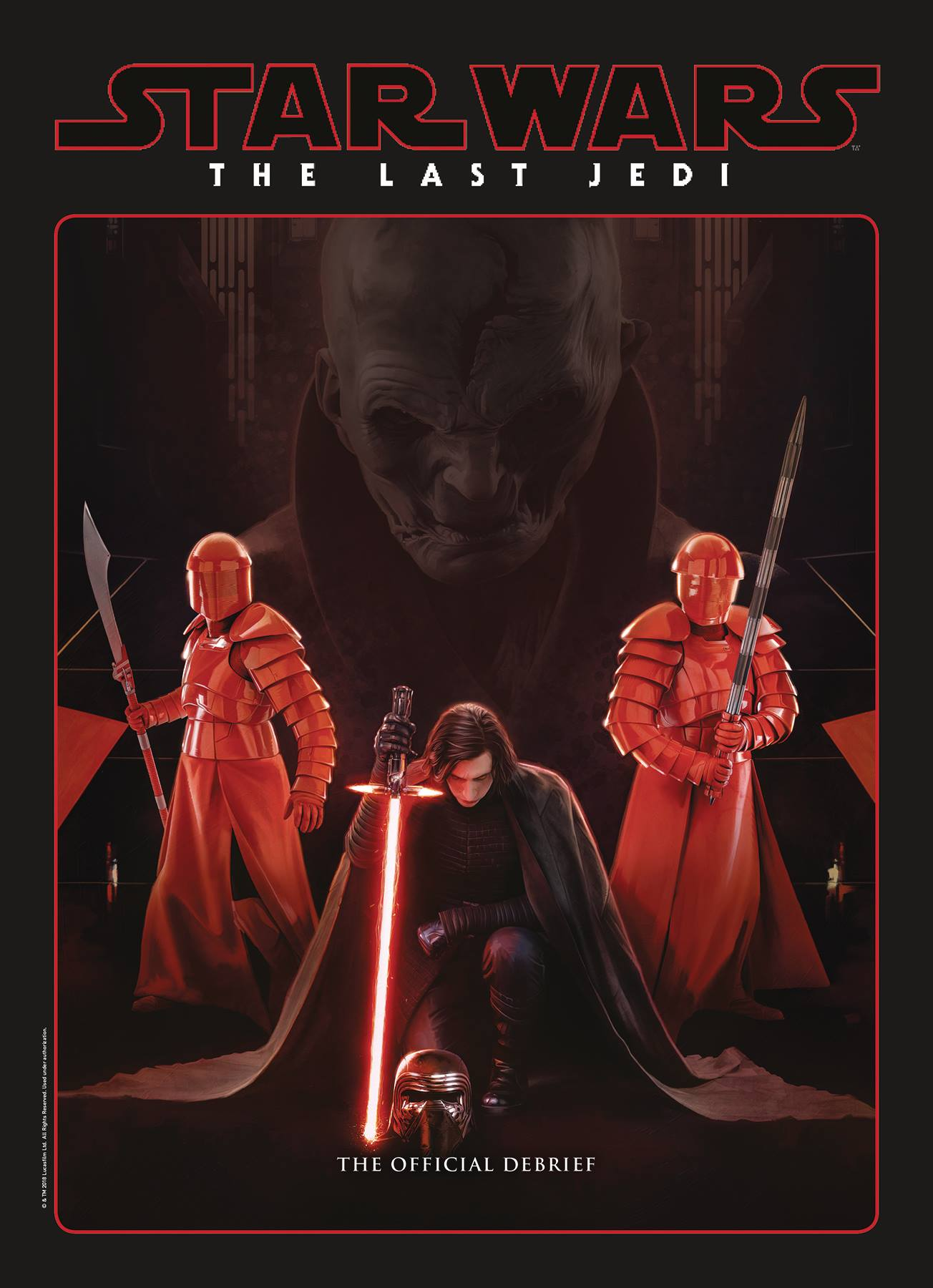 Star Wars The Last Jedi: The Official Movie Companion