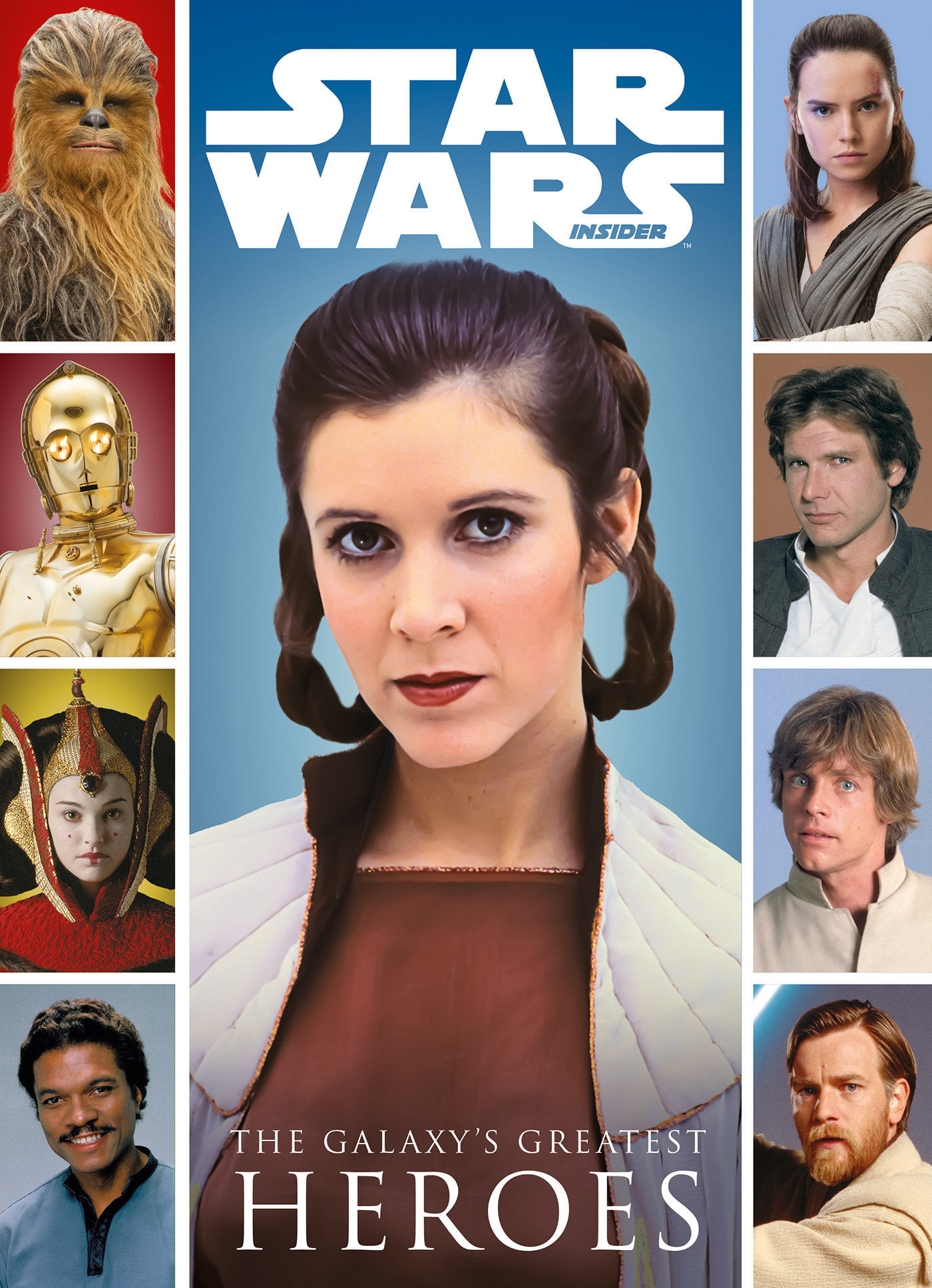 Star Wars Insider: The Galaxy's Greatest Heroes
