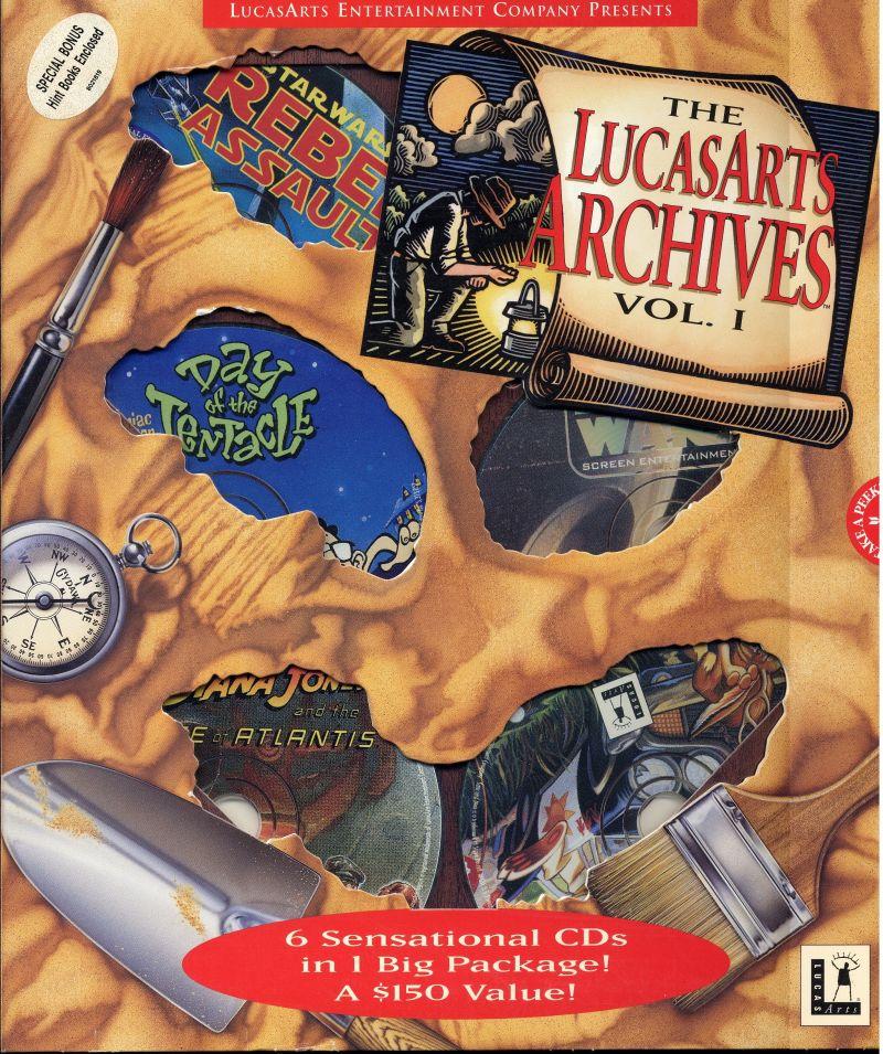 The LucasArts Archives Vol. I