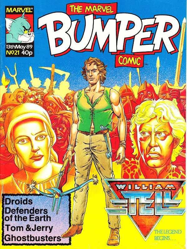 Marvel Bumper Comics 21
