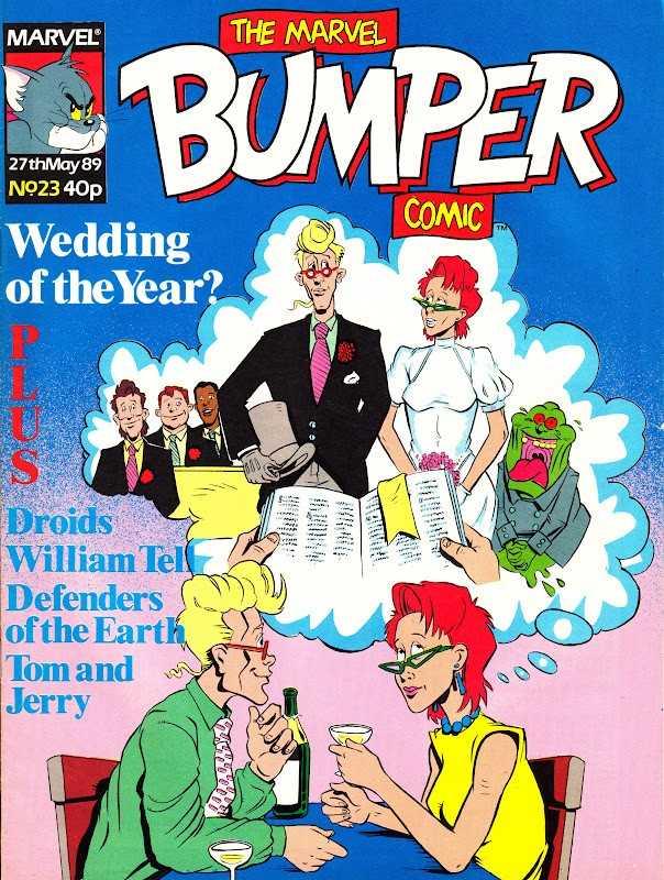 Marvel Bumper Comics 23