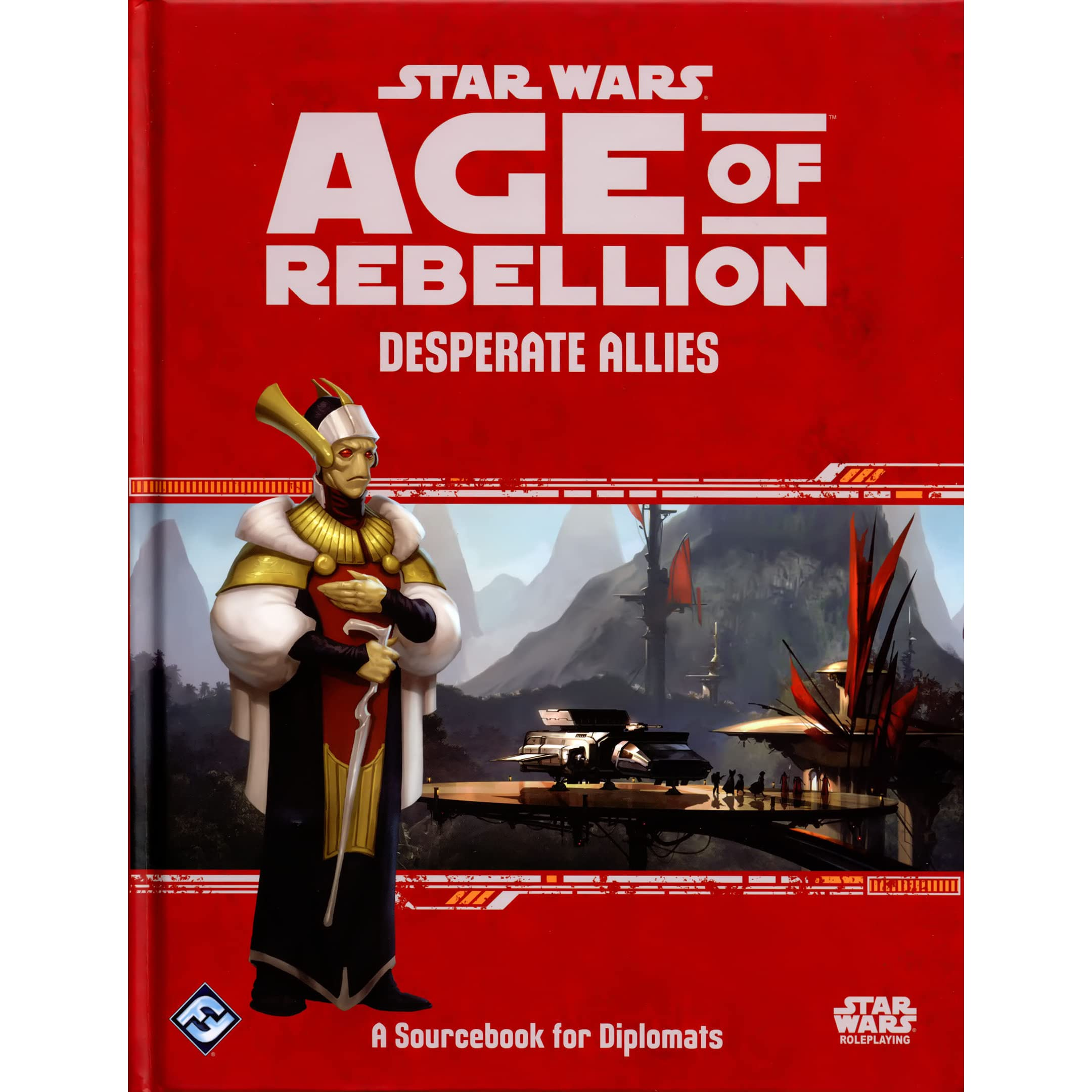 Star Wars Age of Rebellion: Desperate Allies