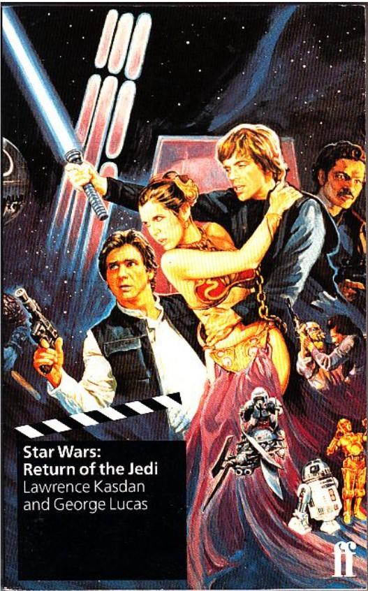 Star Wars: Return of the Jedi (UK Script)