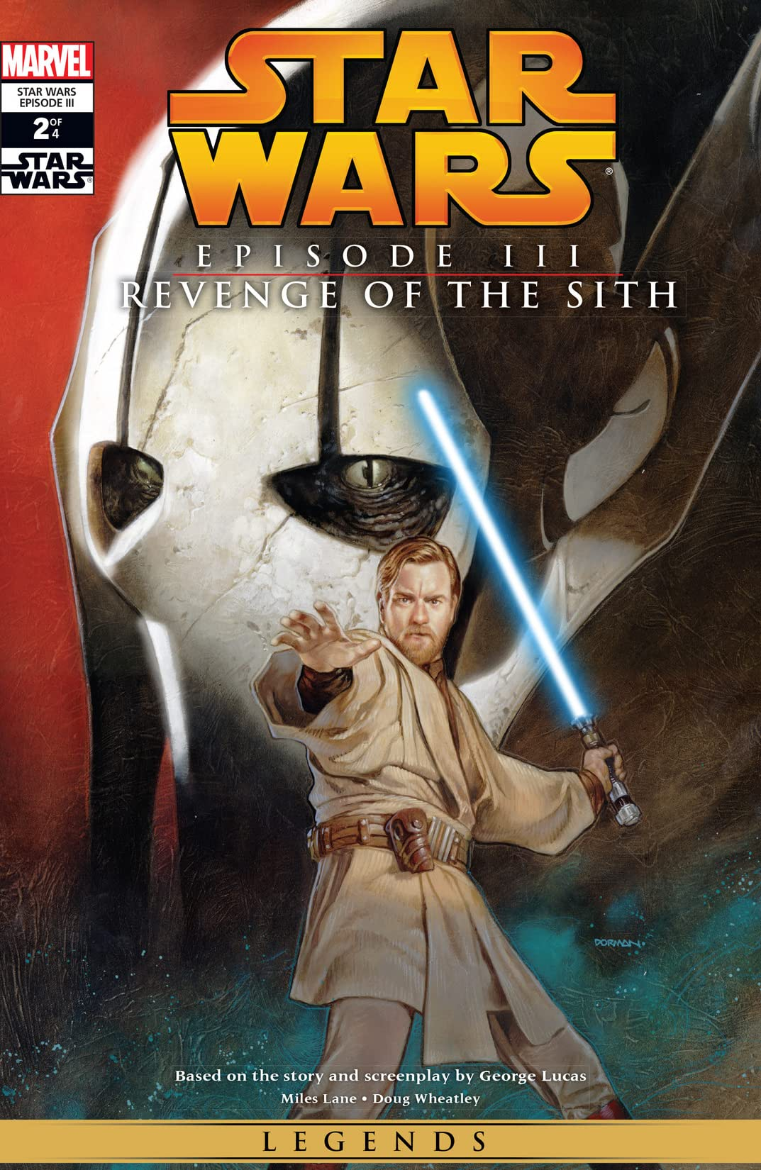 Star Wars Episode III: Revenge of the Sith (Comic) 2