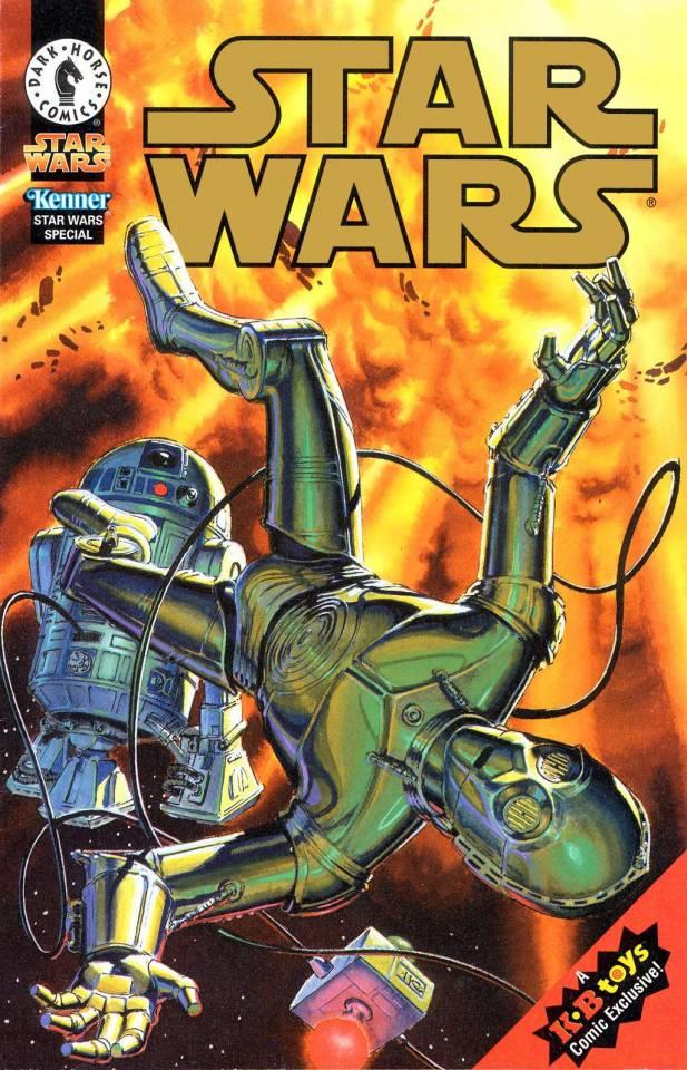 Star Wars Kenner Special (Constancia Affair)