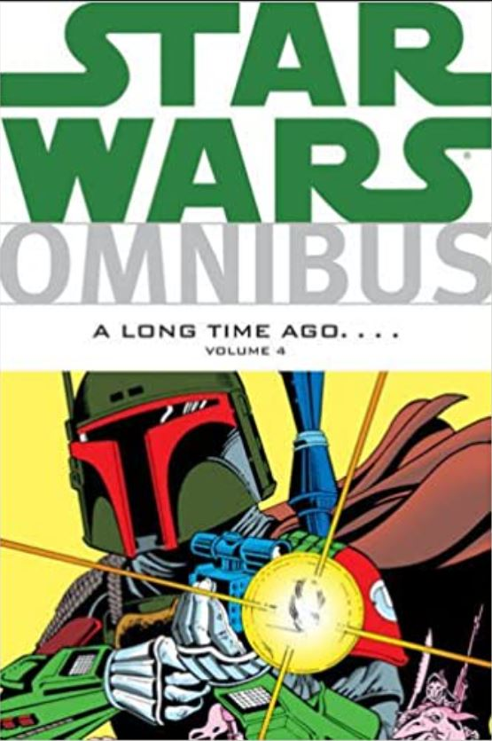 Star Wars Omnibus: A Long Time Ago Volume 4