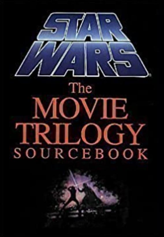 Star Wars Movie Trilogy Sourcebook